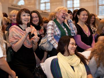 C 11 по 13 ноября в Центральном Манеже пройдет международный женский фестиваль Femme Fest-2011