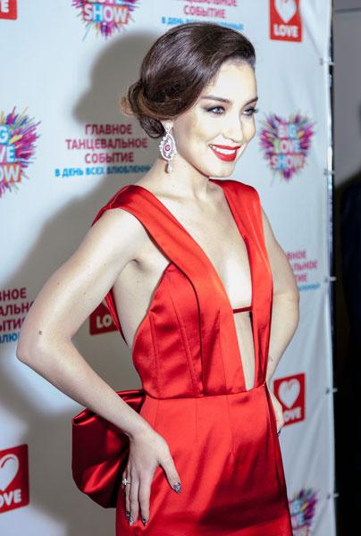 Виктория Дайнеко на концерте Big Love Show 2015
