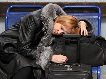 Ситуация в аэропортах Москвы по-прежнему сложная