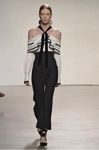 Неделя моды в Нью-Йорке: день девятый | галерея [4] фото [6]