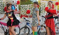 Леди на велосипеде: 45 самых очаровательных велоледи Самары