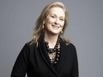 Мэрил Стрип (Meryl Streep) удостоится медали за достижения в области искусства