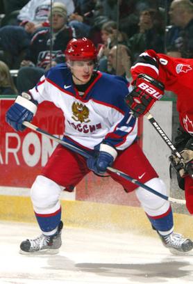 хоккей Яков Рылов