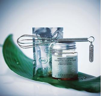 Двухкомпонентный крем Ma crème nature, L'Occitane: смешивать перед применением, хранить в холодильнике, использовать в течение трех недель.