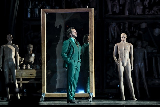 Пермский театр оперы и балета: «Дон Жуан»