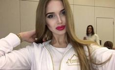 Волгоградка Ангелина Самохина – будущая «Мисс Россия – 2016»