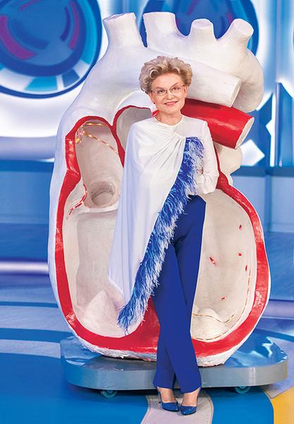 Елена Малышева: «Хочешь быть красивой, когда за 50, улыбайся и терпи!»