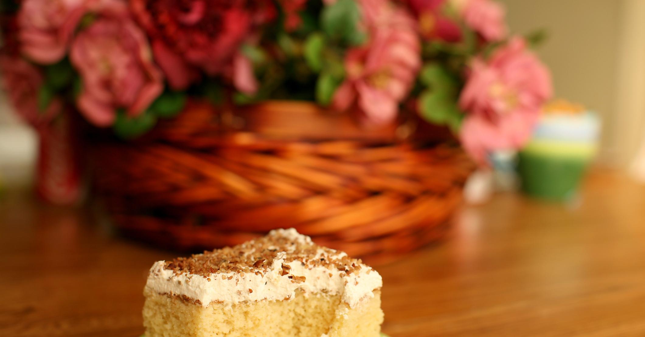 Торт Три молока - Рецепт с пошаговыми фотографиями - Ням. ру