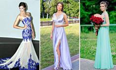 Последний «Школьный вальс»: самые красивые платья воронежских выпускниц. Голосуй!