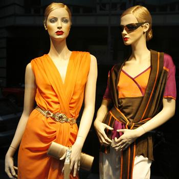 В апреле в торговых комплексах МЕГА пройдет акция «Живые витрины»