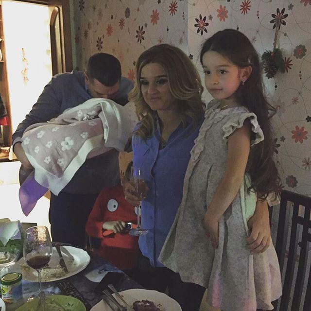 Бородина получила роскошный подарок за рождение дочери
