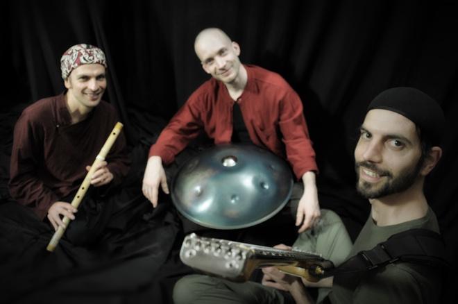 фестиваль KAMWA: Nadishana-Kuckhermann-Metz