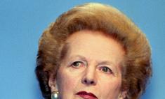 Маргарет Тэтчер: железные правила стиля настоящей леди
