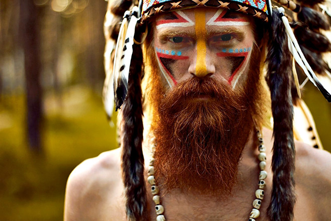 Бородатые мужчины