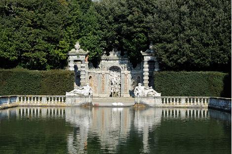 Вилла Марлия в Тоскане станет отелем | галерея [1] фото [36]