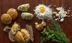 Как приготовить пирожки с квашеной капустой