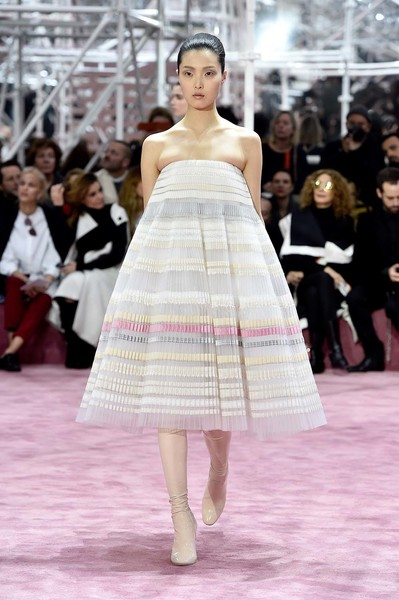 Показ Dior Haute Couture   галерея [1] фото [24]