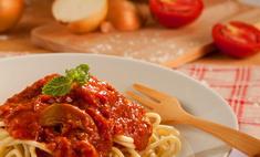 Два подхода: классические итальянские спагетти болоньезе
