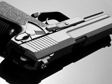 Прапорщик Власов покончил с собой после того, как выстрелил в лицо жене