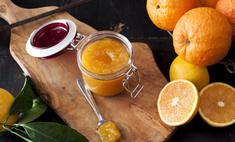 Как приготовить апельсиновое варенье: ароматное и полезное. Консервирование