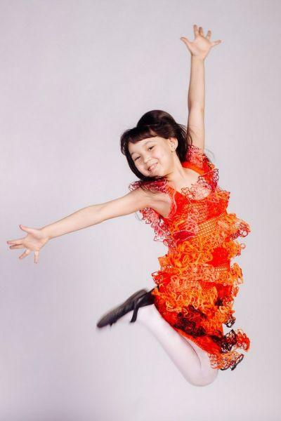 Магнитогорск, конкурс красоты, дети