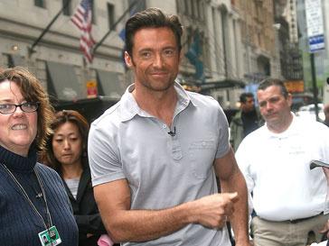 Хью Джекман (Hugh Jackman) исполнит роль в мюзикле Майкла Грейси