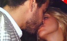 «Первый поцелуй» Шакиры и Жерара Пике