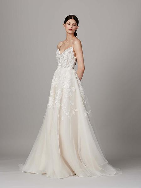Лучшие коллекции Недели свадебной моды   галерея [2] фото [11]