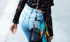 Одежда для некрасивой попы: 5 стильных советов