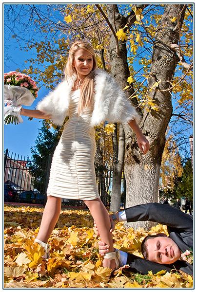Осенняя фотосессия в Брянске