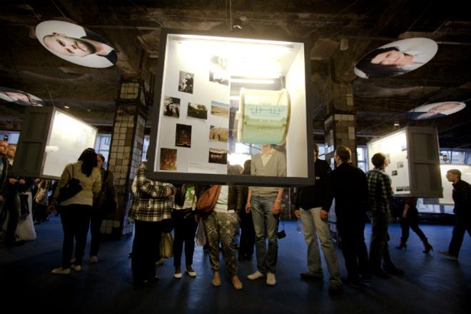«Ночь музеев» в «Этажах»