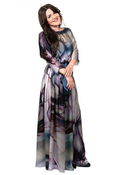 Модный образ Дины Гариповой