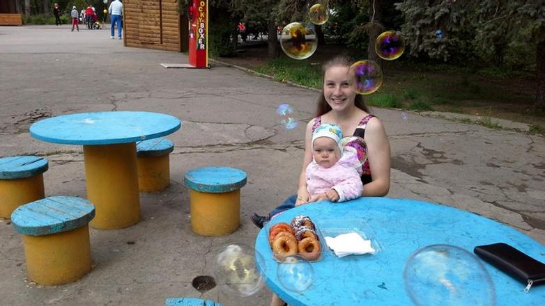 До и после родов: фото женщин с детьми