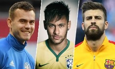 Выбери самого сексуального футболиста чемпионата мира – 2018