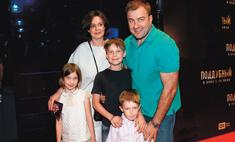 Михаил Пореченков: «У нас в семье как папа сказал, так по-маминому и будет»