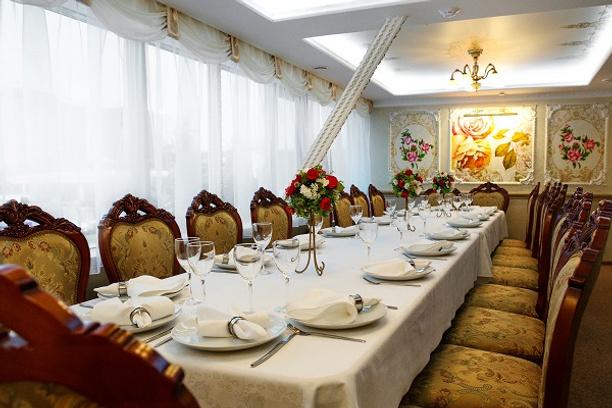 Ставрополь, кафе «Глория», банкетный зал «Венский»