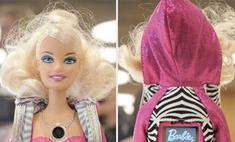 Новую куклу Барби обвинили в пособничестве педофилии