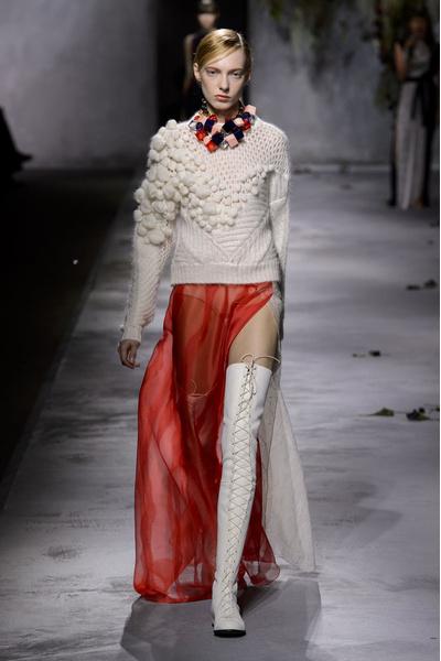 Показ Vionnet на Неделе моды в Париже | галерея [1] фото [7]