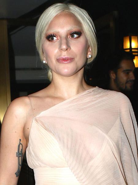 Леди Гага худший бьюти-образ