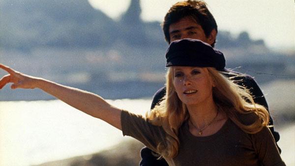"""Кадр из фильма """"Манон 70"""", Жан Орель, 1968"""