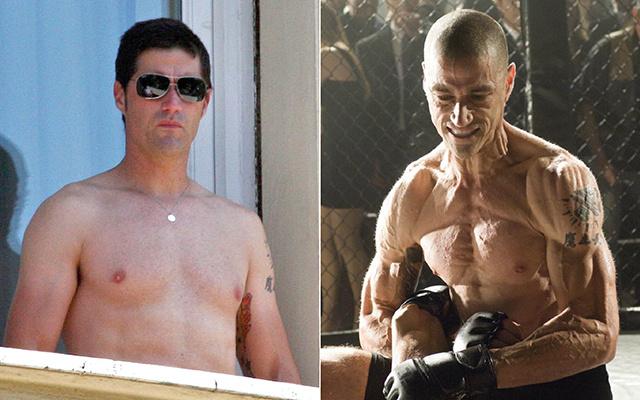 Мэттью Фокс (слева) совсем непохож на себя в фильме «Я, Алекс Кросс»