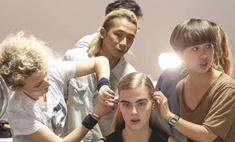 Тенденции макияжа весны-2013 на нью-йоркской Неделе моды