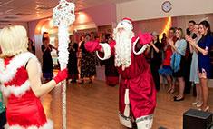 Новогоднее козловство: подарки отДеда Мороза детям в Челябинске