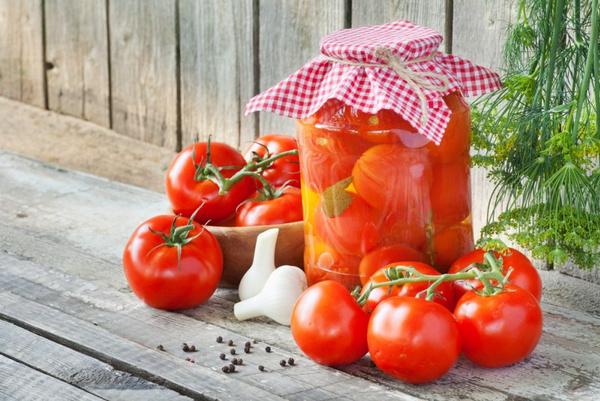 Рецепты маринованных помидоров