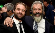 Как две капли: Мел Гибсон и его сын Майло
