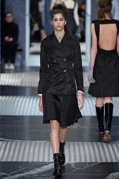 Бренд Prada представил на Неделе мужской моды в Милане сразу две коллекции | галерея [2] фото [5]