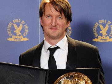 Том Хупер (Tom Hooper) получил награду за фильм «Король говорит!»
