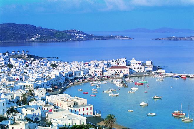 Миконос, Греция