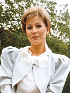 Татьяна Веденеева в молодости