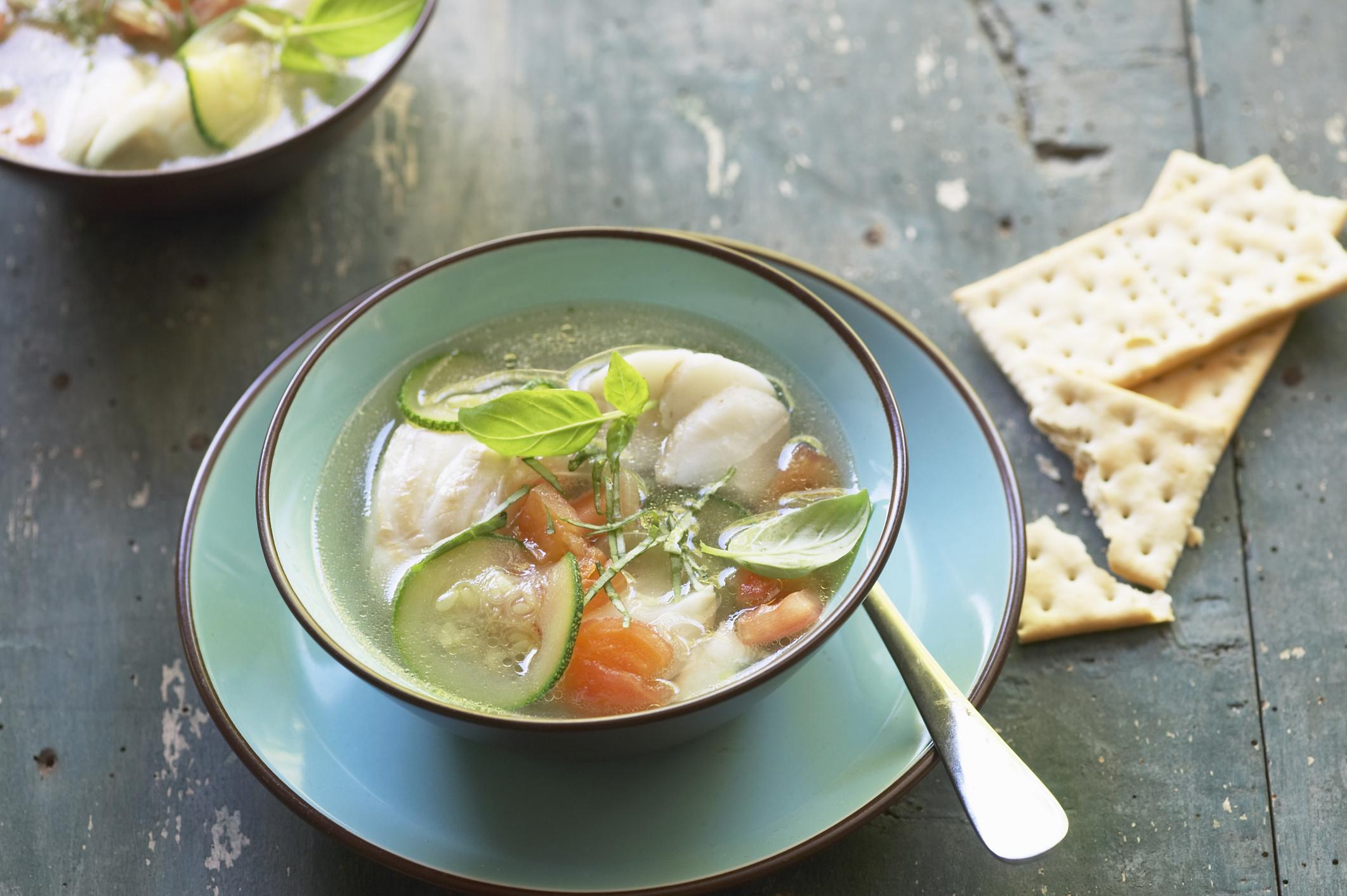 суп из спизулы рецепт